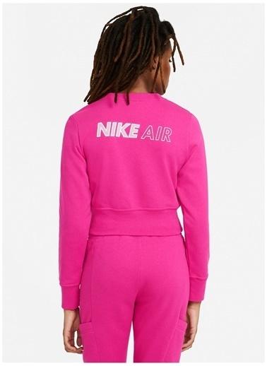 Nike Nike Pembe Sweatshirt Pembe
